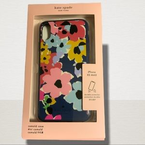 Kate Spade Wildflower iPhone XS Max Phone Cover